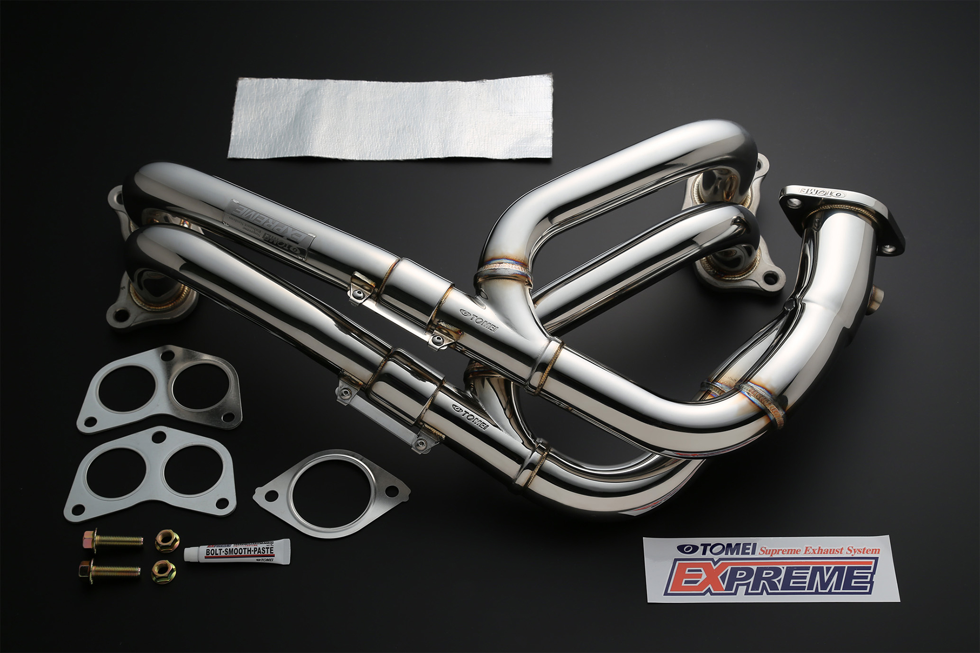 Tomei Equal Length Headers Manifold Suit Subaru Brz Toyota 86